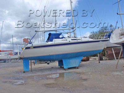 Westerly Storm Cruiser
