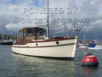 Dauntless Motor Yacht 29ft