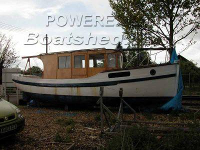 Project 31 Cornish Pilchard boat