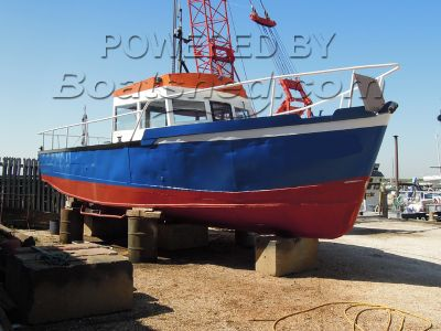 Fishing Boat 38 Steel