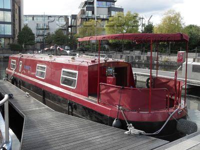 Narrowboat 40ft Cruiser Stern