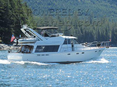 Bayliner 4588 Motoryacht (Twin Diesels)