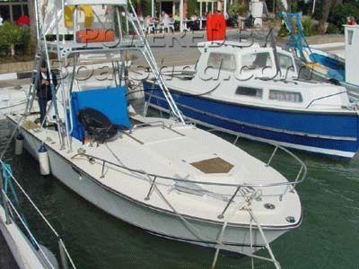 Blackfin Game Fishing Boat