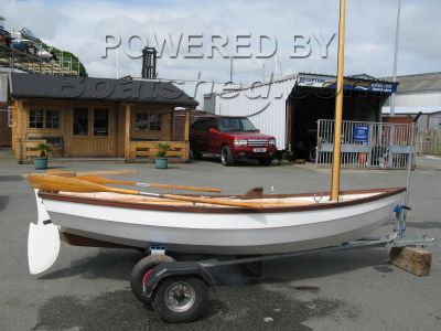 Shellback 11ft 2in Dinghy
