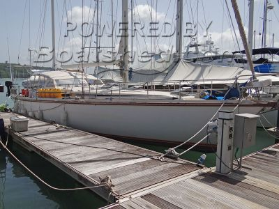 Amel Super Maramu 2000  Ketch