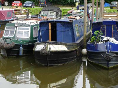 Narrowboat 45ft Cruiser Stern RLL