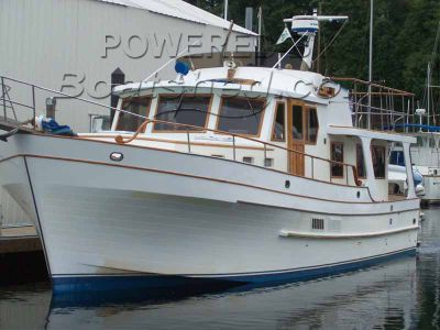 C&L Pilothouse Trawler