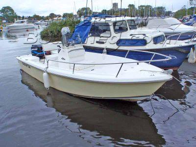 Seafox 172 CC