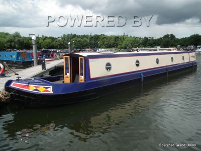 Narrowboat 57ft Semi Traditional Superb fit-out