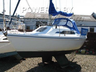 Hunter Horizon 23 Bilge Keel