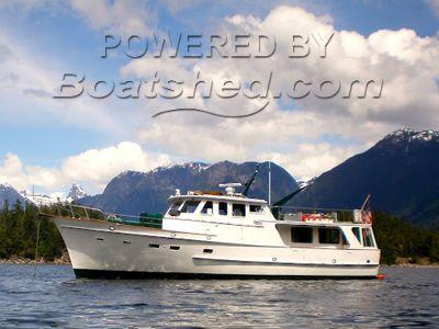 Grand Banks 55 Alaskan