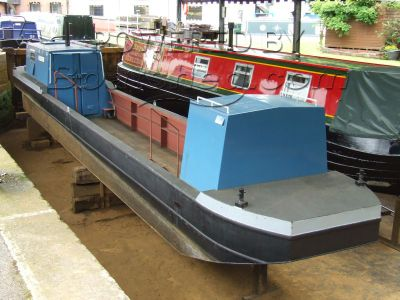 Ex British Waterways Workboat