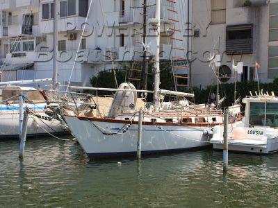 Mooring Marina Berth 14m x 3.5m