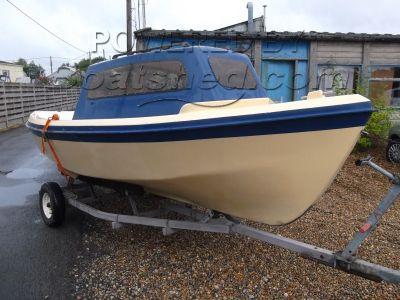 GRP Dayboat /Fishing Boat