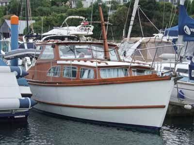 Royal Nay Shipyard Single Screw 34'