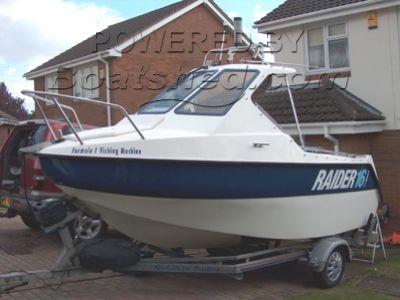 Raider Fisher 16