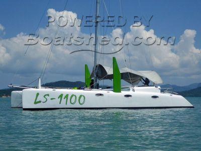 Custom Fast Catamaran11M