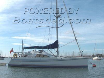 Beneteau Blue II Catamaran