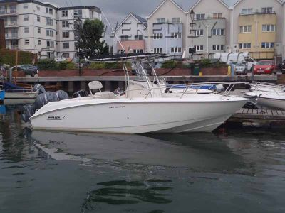 Boston Whaler 240 Outrage Anniversary Model