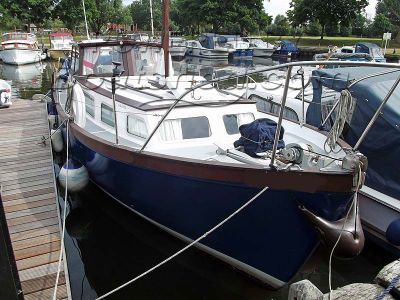 Kemrock Channel 30 Motor Sailer