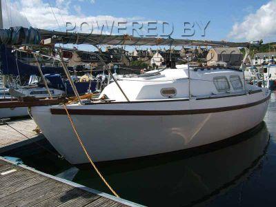 Seamaster 23 sail & power