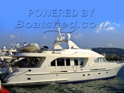 Moonen 84 Luxury Motor Yacht