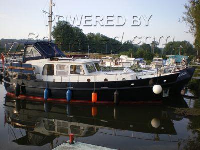 Dutch Steel Cruiser GILLISSEN KOTTER