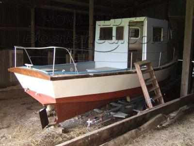 Fishing Boat 24