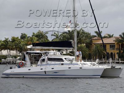 Royal Cape Catamarans Majestic 530