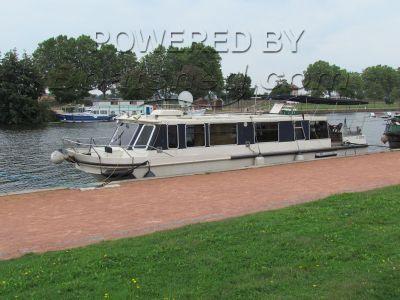 Kufra Werft Converted Liveaboard Cruiser