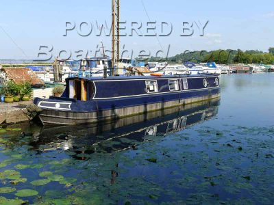 Narrowboat 50ft with Mooring Traditional