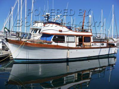 Jensen 44 Trawler