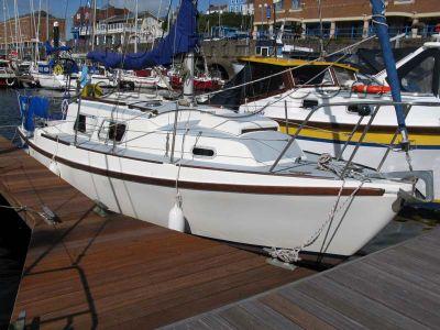 Seamaster 23 Sailer Lifting keel