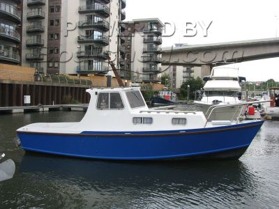 Bristol Motor Cruiser 30ft