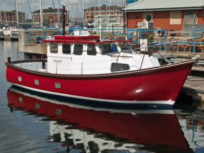 Versatility 31 Fishing Boat
