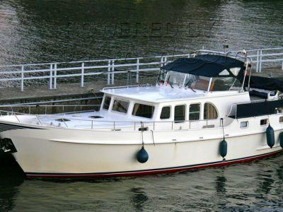 Dutch Steel Cruiser COLUMBUS SPIEGEL KOTTER