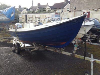 Orkney Day Angler Strikeliner 16
