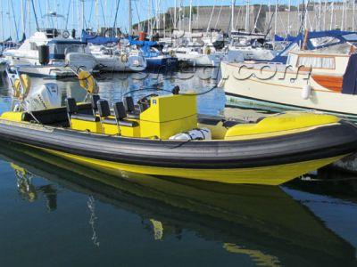 Aquaflyte 8.0M MCA Coded RIB