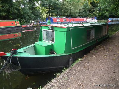Peter Nicholls Narrowboat 27ft