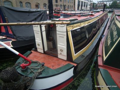 Narrowboat 57ft with Mooring Central London
