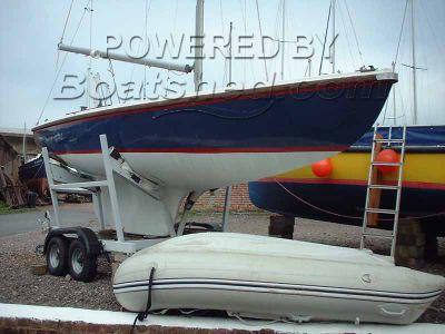 Scimitar 21 Keel Boat