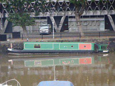 Narrowboat 48ft Trad Stern