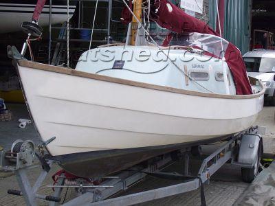 Drascombe Longboat Cruiser