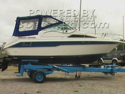 Sea Ray 220 Sundancer NEW ENGINE & LEG