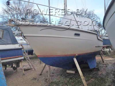 Cox Marine Ltd 22 Motor Sailor