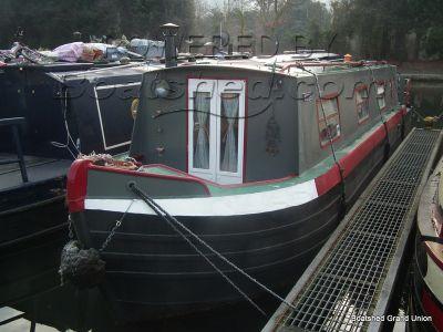 Narrowboat 38ft Cruiser Stern Springer