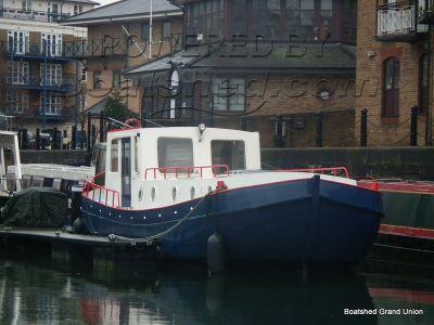 Dutch Barge 35 Liveaboard