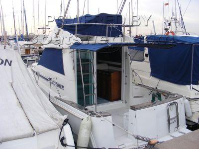 Starfisher 840 Flybridge