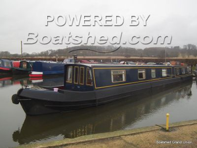 Narrowboat 69ft Semi Trad