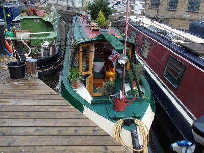 Narrowboat 38ft Cruiser Stern